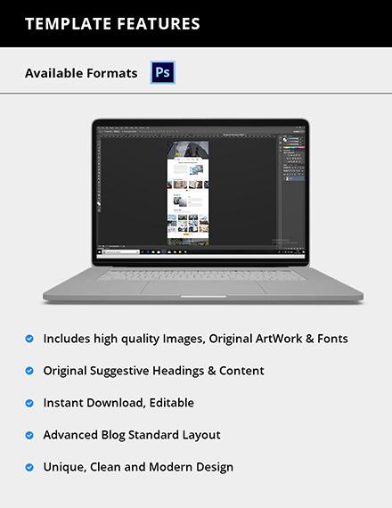 Editable Simple Construction Website
