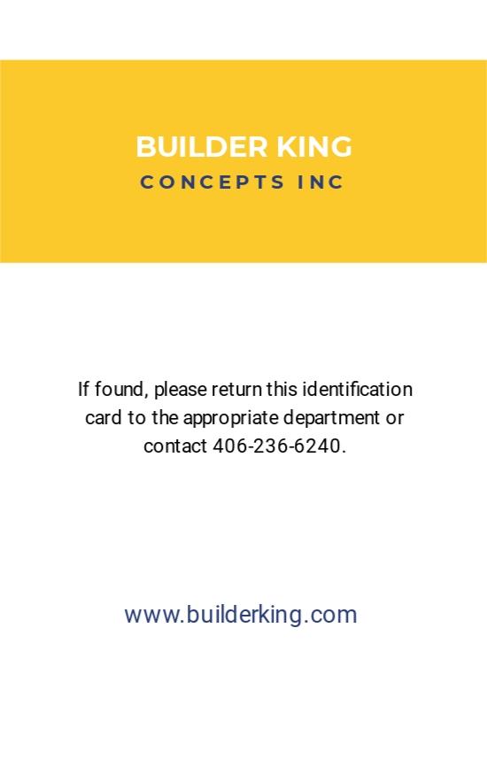 Free Editable Construction ID Card Template 1.jpe