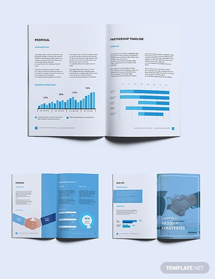 Free Business Partnership Proposal Template Download 30