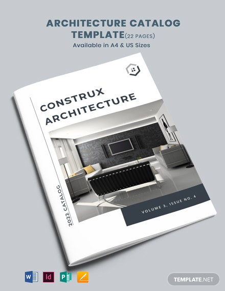 Architecture Catalogue Template