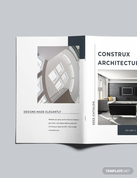 Sample  Architecture Catalogue