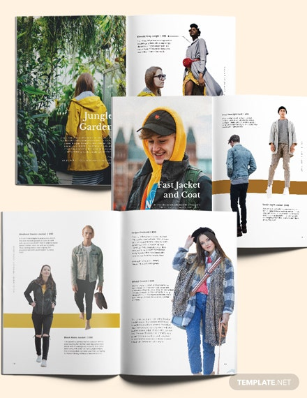 Fashion Product Catalogue Download