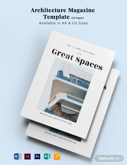 architecture magazine 1