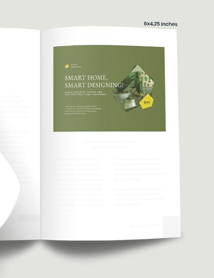 Sample Interior Decor Magazine Ads
