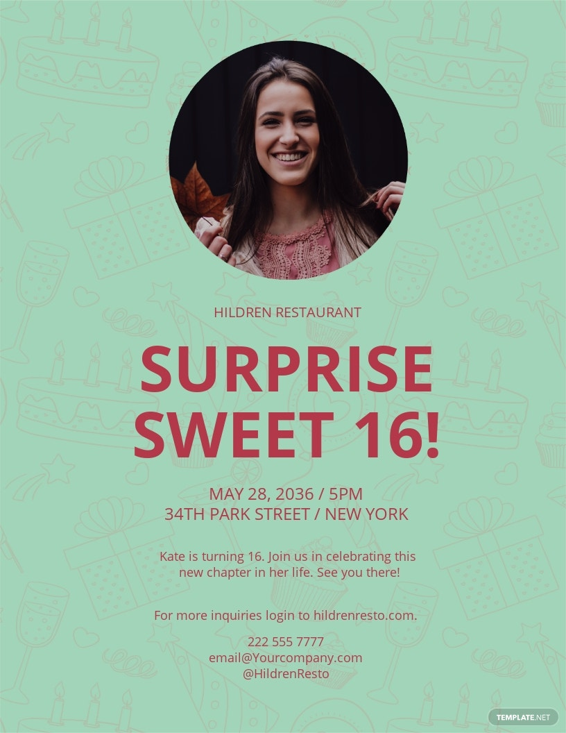 Surprise Birthday Party Flyer Template.jpe
