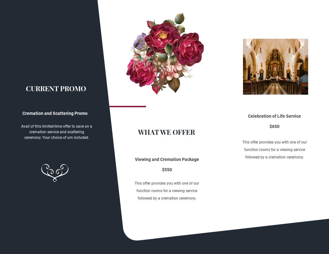 Modern Funeral Memorial Tri Fold Brochure Template 1.jpe