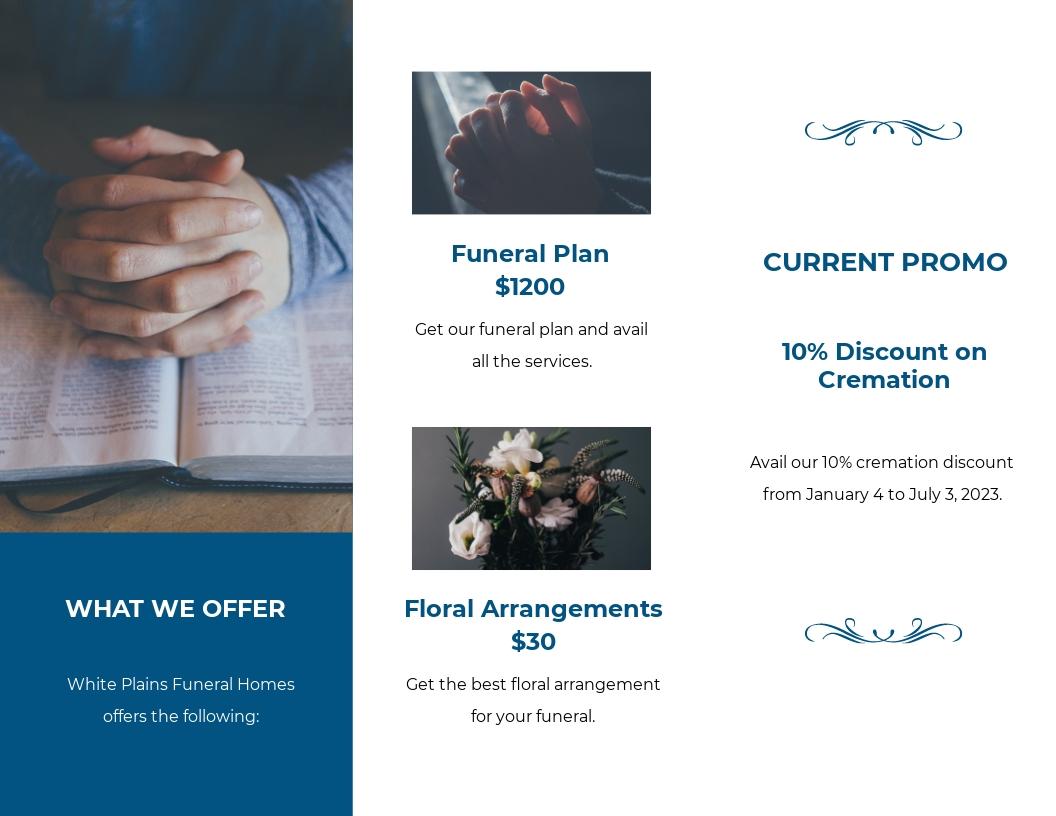 Printable Funeral Home Tri Fold Brochure Template 1.jpe