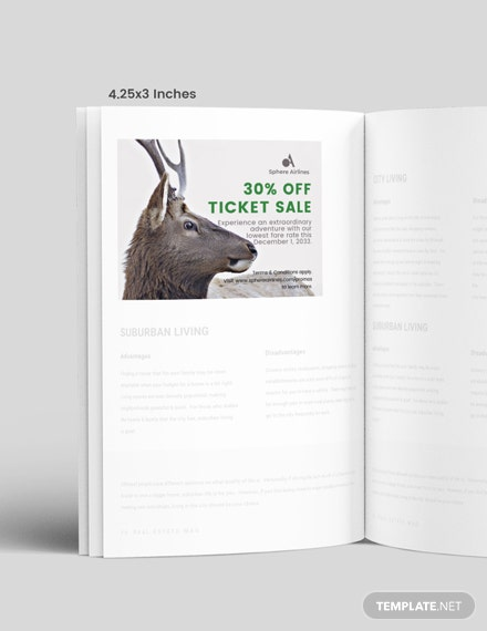 Simple Wild Life Magazine Ads
