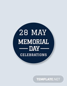 Free Memorial Day Google Plus Header Photo Template