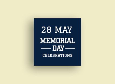 Memorial Day Google Plus Header Photo Template