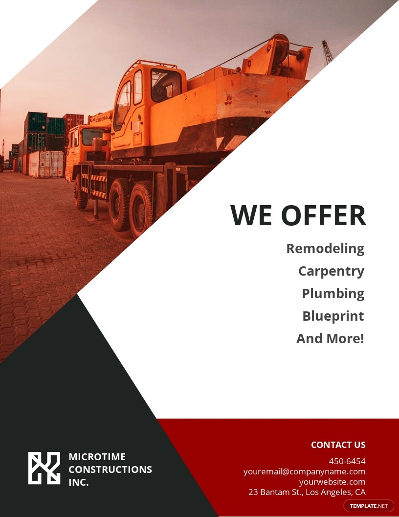 Construction Services Flyer Template.jpe