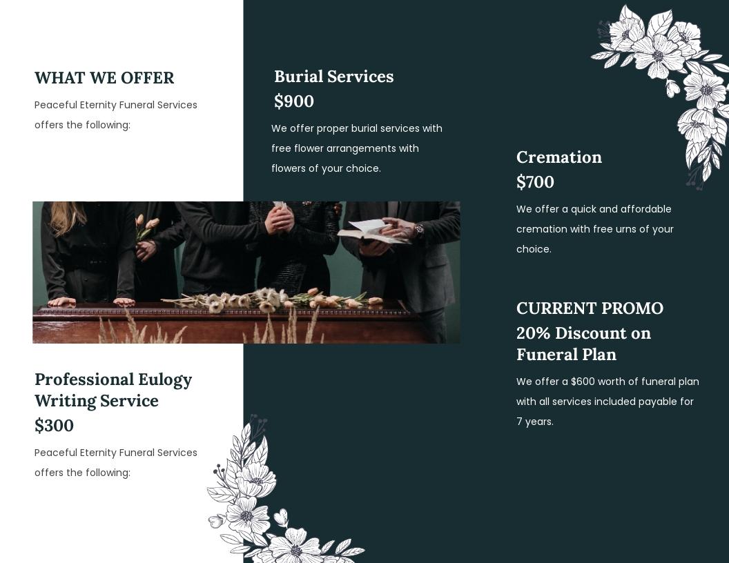 Sample Funeral Memorial Tri Fold Brochure Template 1.jpe