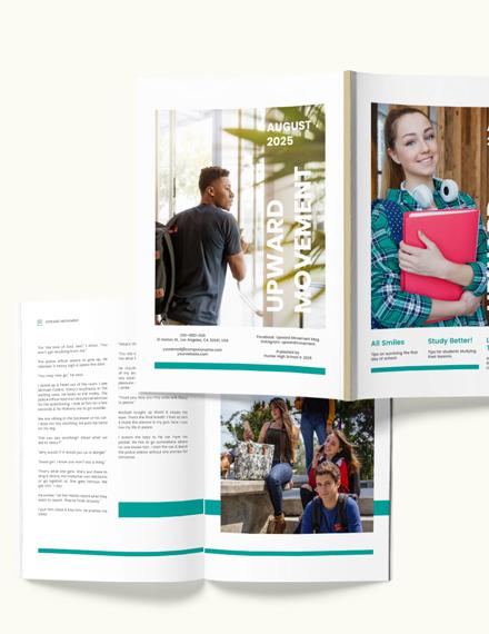 Sample Student Magazine