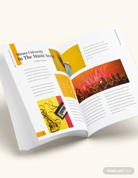 Student News Magazine Download
