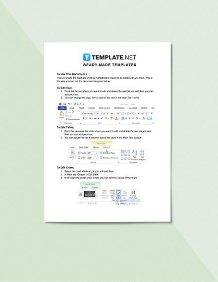 Construction Documentation Tracker Format