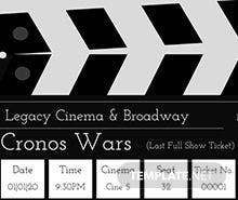 Free Movie Admission Ticket Template