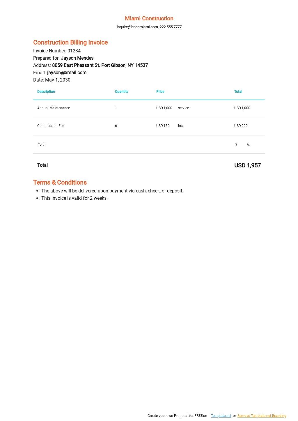 Construction Billing Invoice Template.jpe