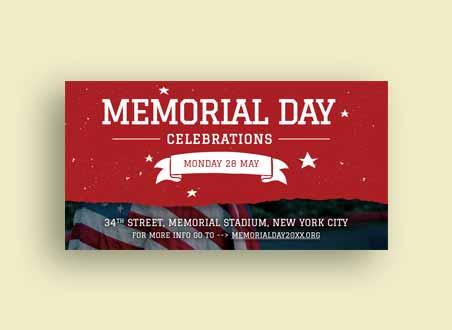 Memorial Day LinkedIn Post Template