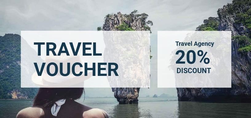 free travel voucher template