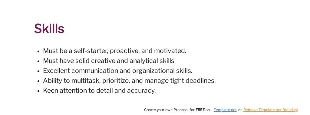 Free Graphic Design Intern Job Description Template 5.jpe