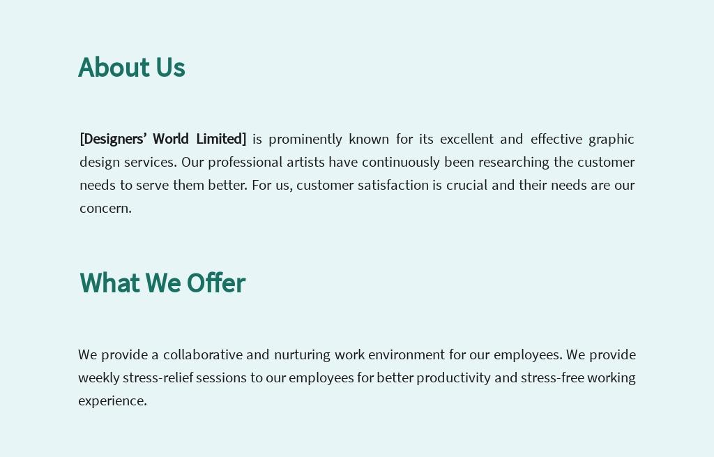 FREE Graphic Design Assistant Job Description Template 1.jpe