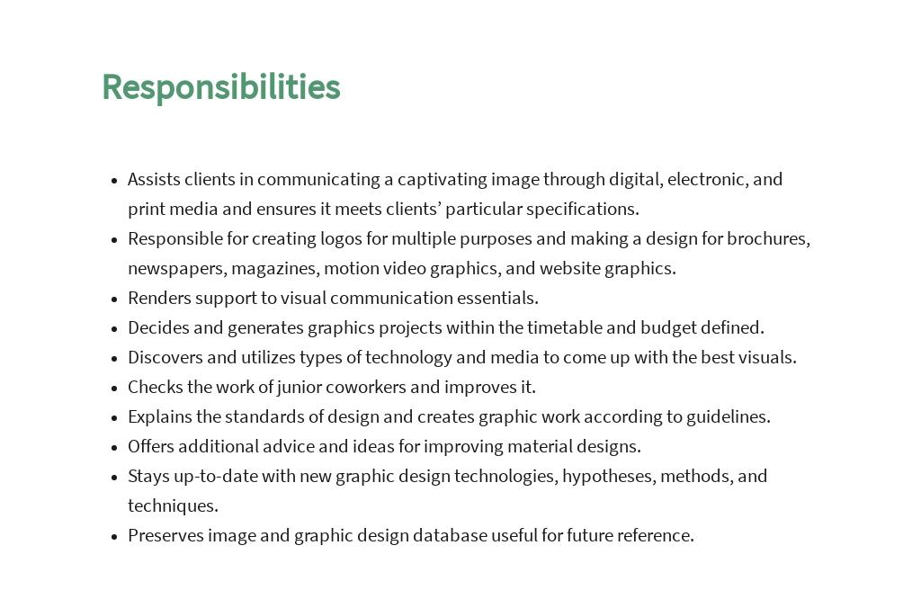 Free Graphic Design Specialist Job Description Template 3.jpe