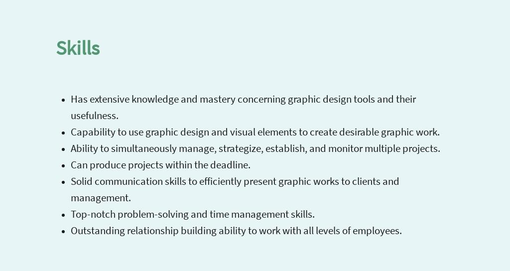 Free Graphic Design Specialist Job Description Template 4.jpe