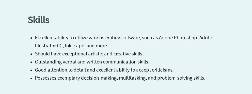 Free Freelance Graphic Designer Job Description Template 4.jpe