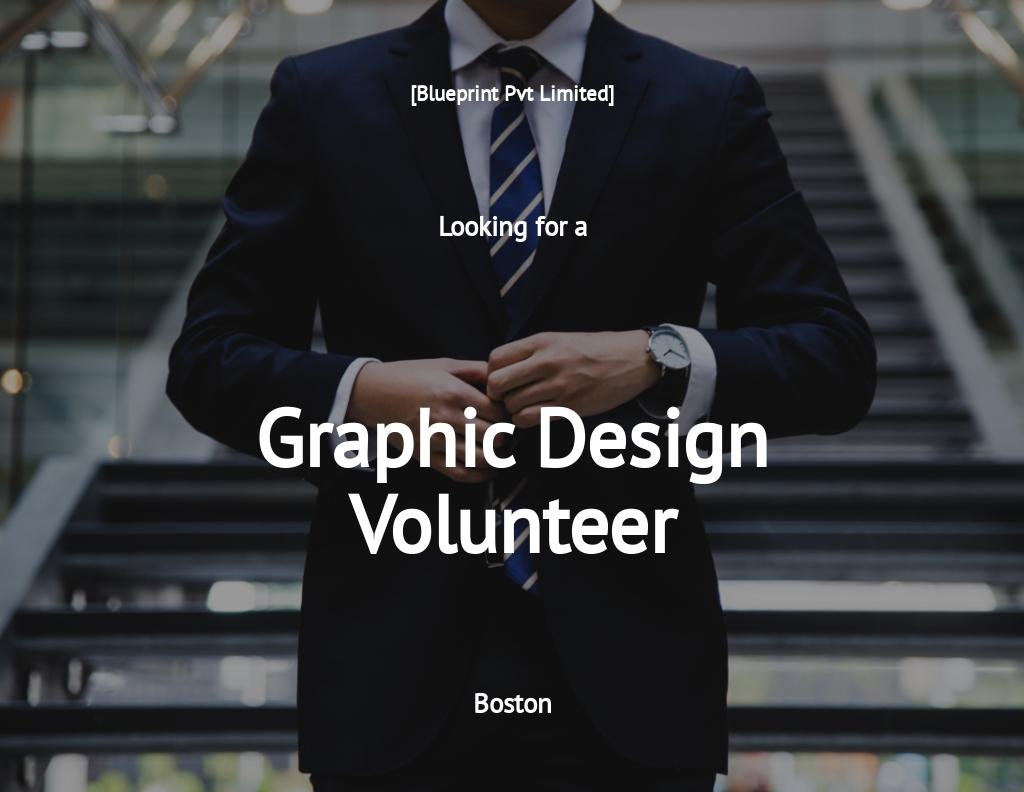 Free Graphic Design Volunteer Job Description Template.jpe