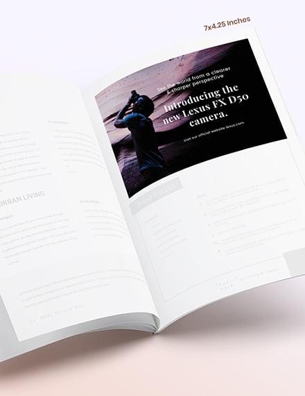Photographer Magazine Ads Download