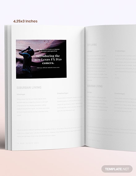 Simple Photographer Magazine Ads