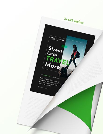 Printable Travel Magazine Ads Download