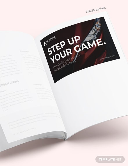 Simple Product Magazine Ads Download