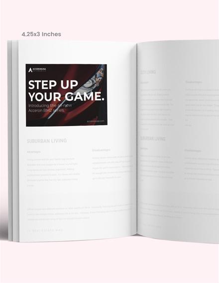 Simple Simple Product Magazine Ads