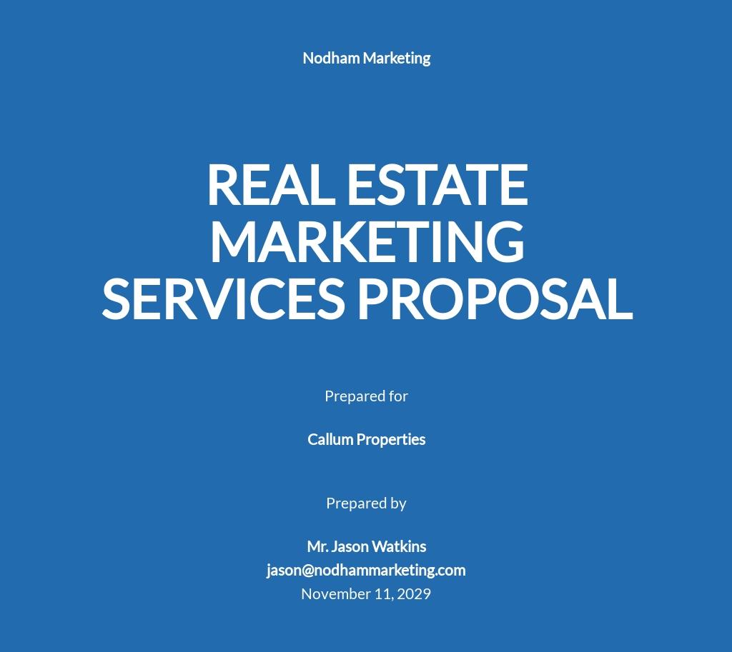 Real Estate Marketing Proposal Template.jpe