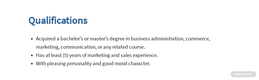 Free Education Account Manager Job Ad and Description Template 5.jpe
