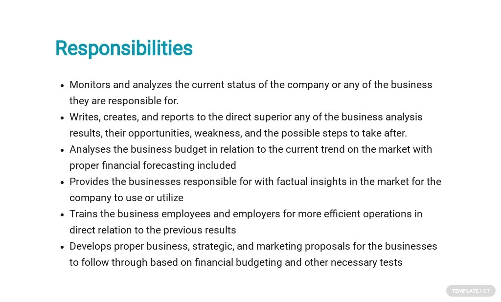 Free Financial Business Analyst Job Ad/Description Template 3.jpe