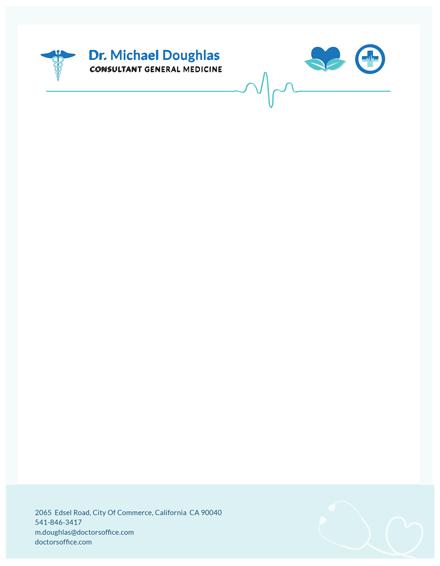 Doctor letterhead format template download 31 letterheads in psd doctor letterhead format doctor letterhead format spiritdancerdesigns Choice Image