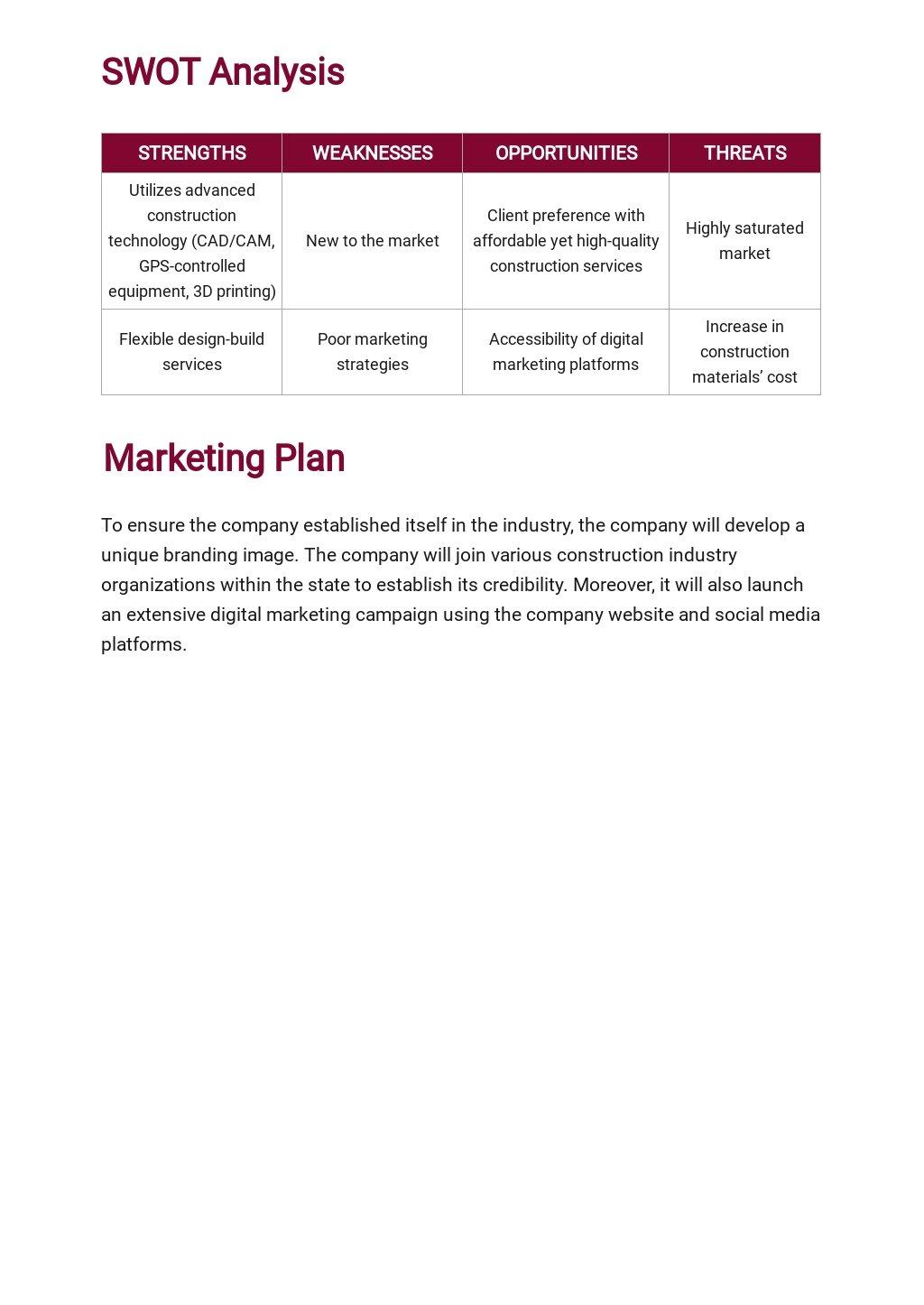 Small Construction Business Plan Template 4.jpe