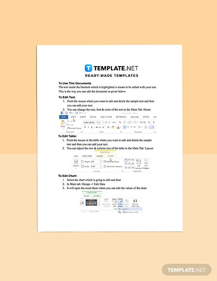 Construction and Engineering Business Plan Template format