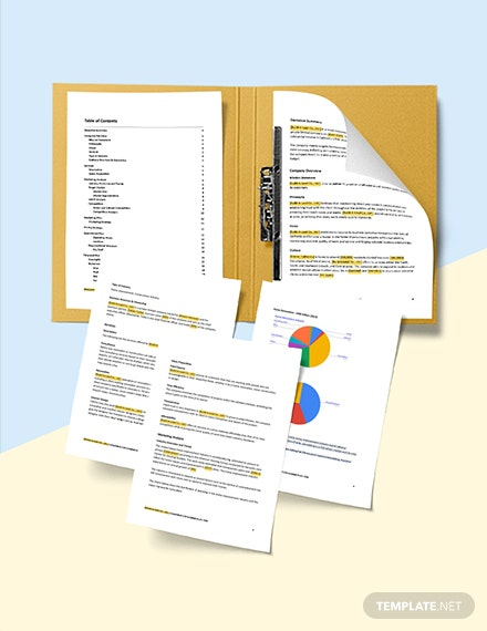 Printable Construction Company Business Plan