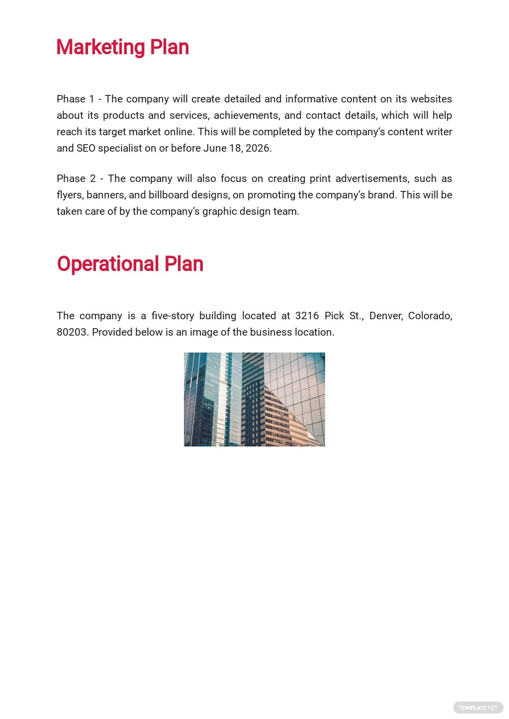 Commercial Contractor Business Plan Template 4.jpe