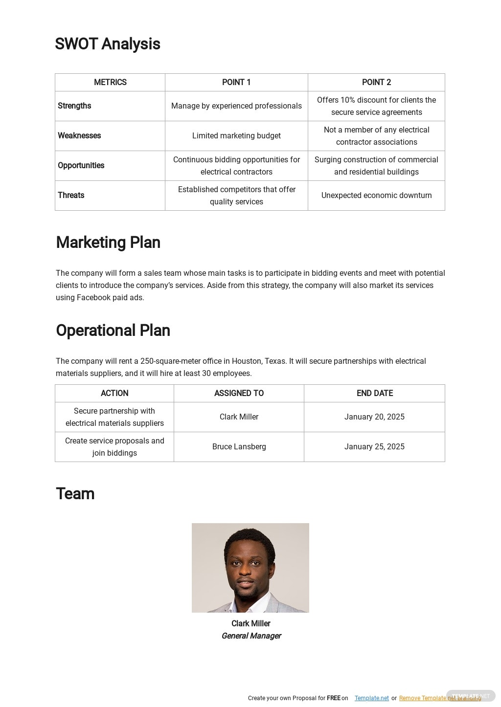 Electrical Contractor Business Plan Template 2.jpe