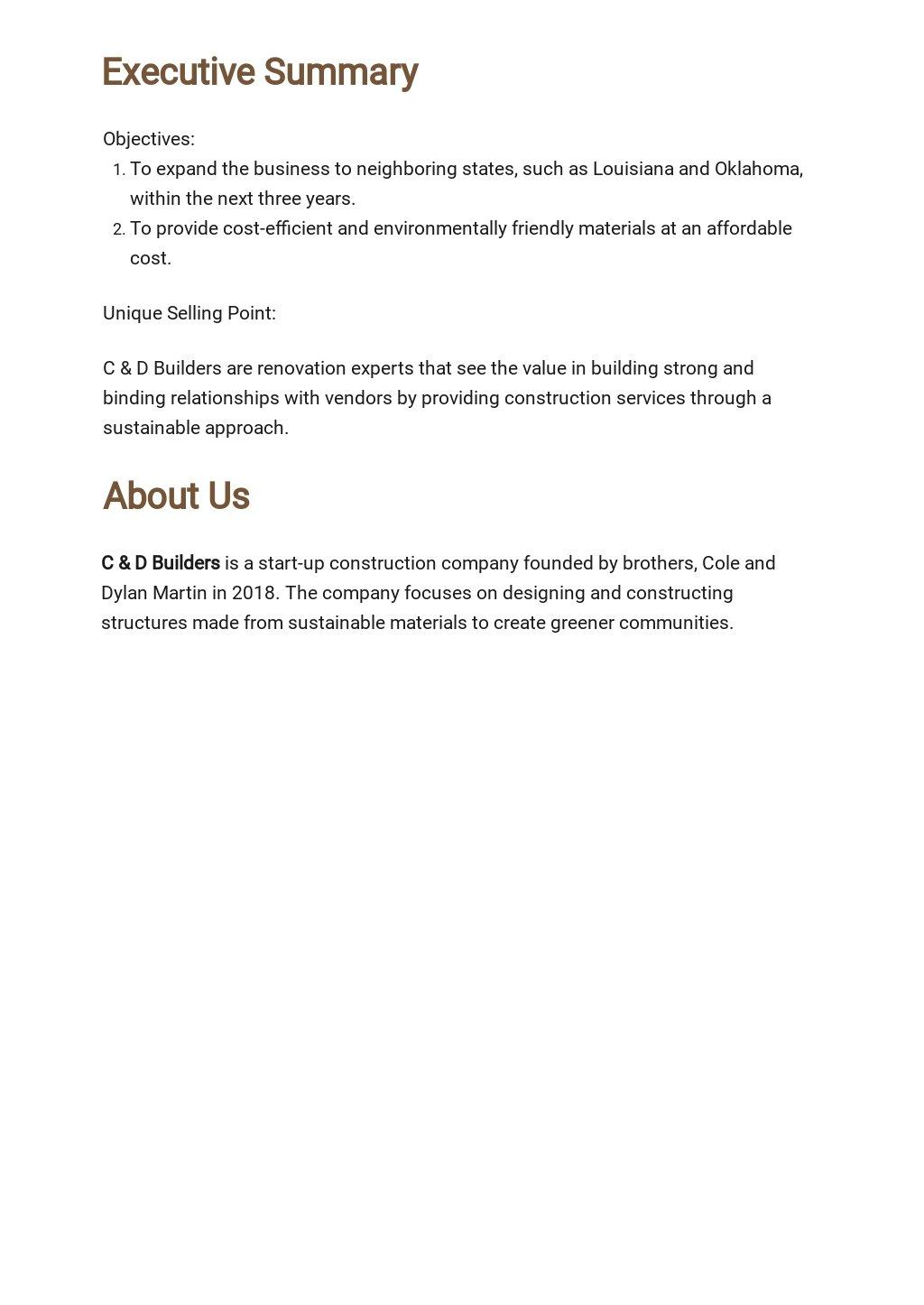 Construction Start up Business Plan Template 1.jpe