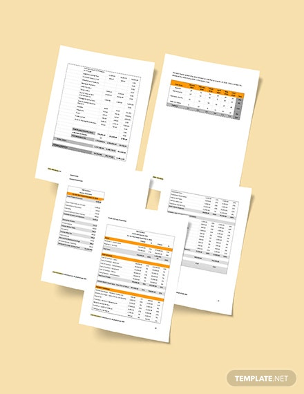 Editable Construction Startup Business Plan