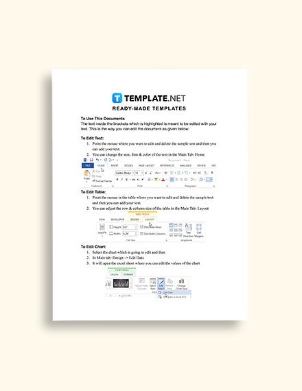 Mining  Construction Company SWOT Analysis Instruction