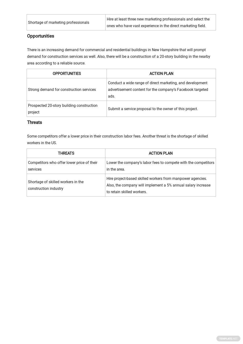 Construction Company SWOT Analysis Template 2.jpe