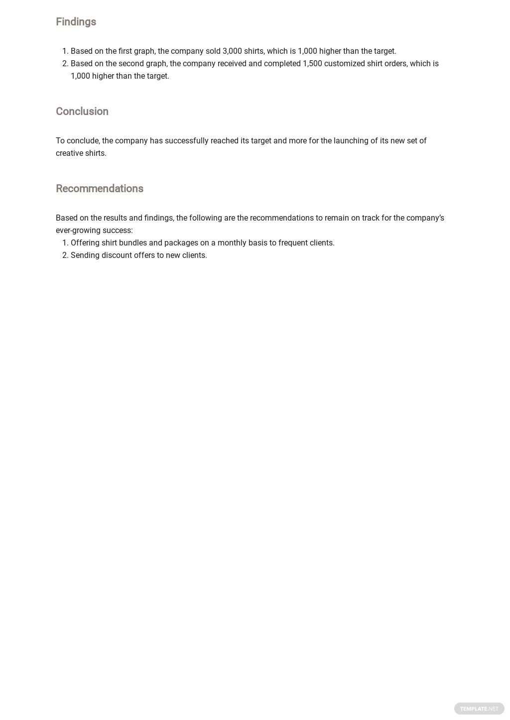 Free Sales Management Report Template 3.jpe