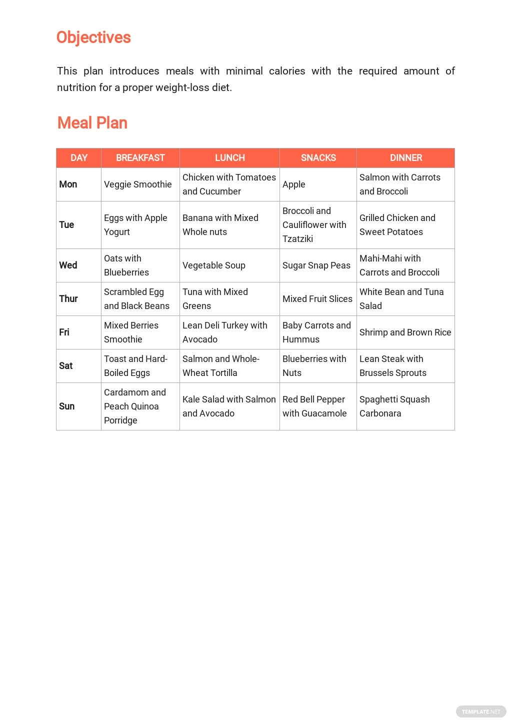 Weight Loss Meal Plan Template 1.jpe