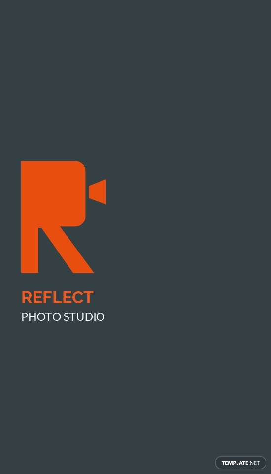 Photo Business Card Design Template
